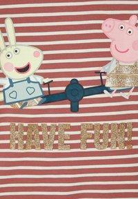 Name it - PEPPA PIG  - Top sdlouhým rukávem - withered rose - 2