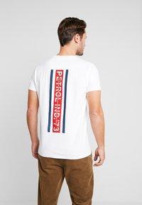 Petrol Industries - Camiseta estampada - bright white - 2
