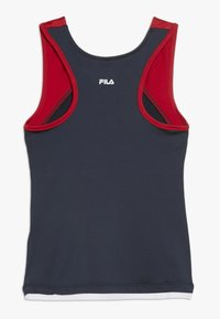 Fila - THEKLA - Top - peacoat blue/white/red - 1