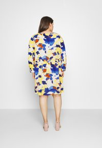 MY TRUE ME TOM TAILOR - DRESS BLOUSE STYLE - Day dress - big floral pattern - 2