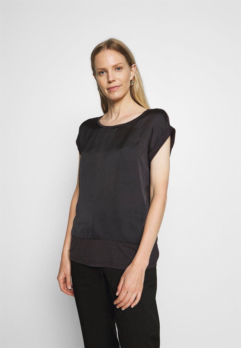 Soyaconcept - THILDE - T-shirt - bas - dark earth