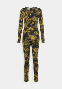 Versace Jeans Couture - GYM - Mono - black/gold - 5