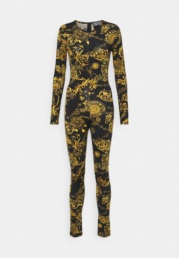 GYM - Jumpsuit - black/gold