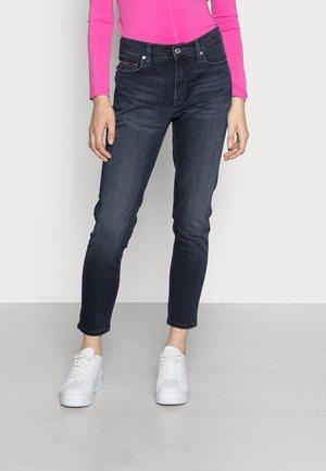 NORA SKINNY - Jeans Skinny Fit - denim dark