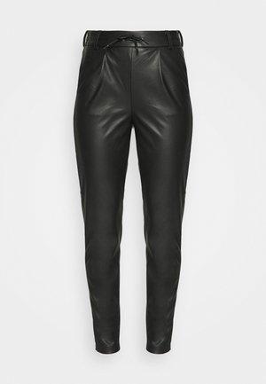 ONLPOPTRASH PANT - Bukser - black
