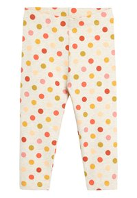 Next - 3 PACK - Leggings - Trousers - yellow - 4