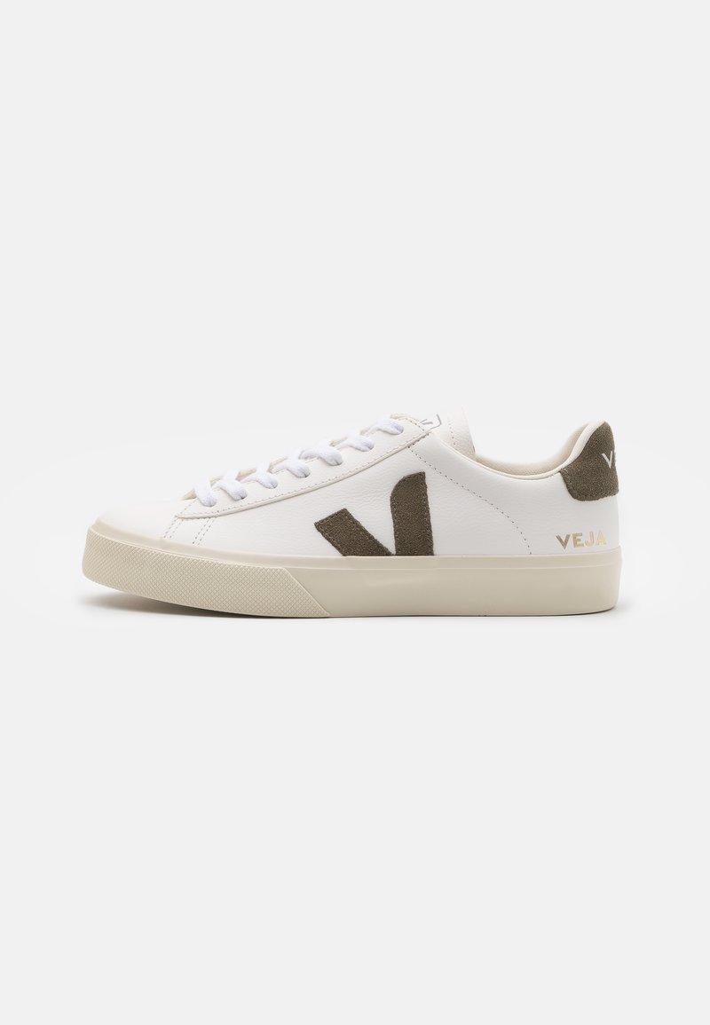 Veja - CAMPO - Baskets basses - extra white/kaki
