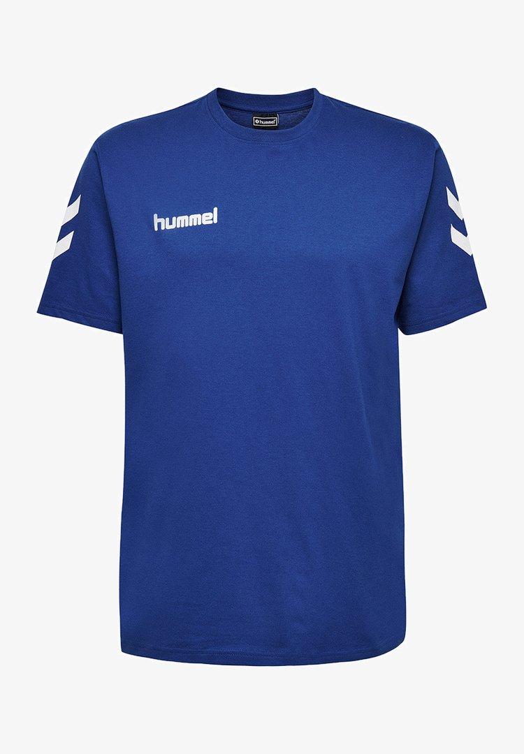 Hummel - HMLGO - Print T-shirt - true blue