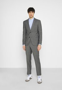 Esprit Collection - BIRDSEYE - Kostym - grey - 0