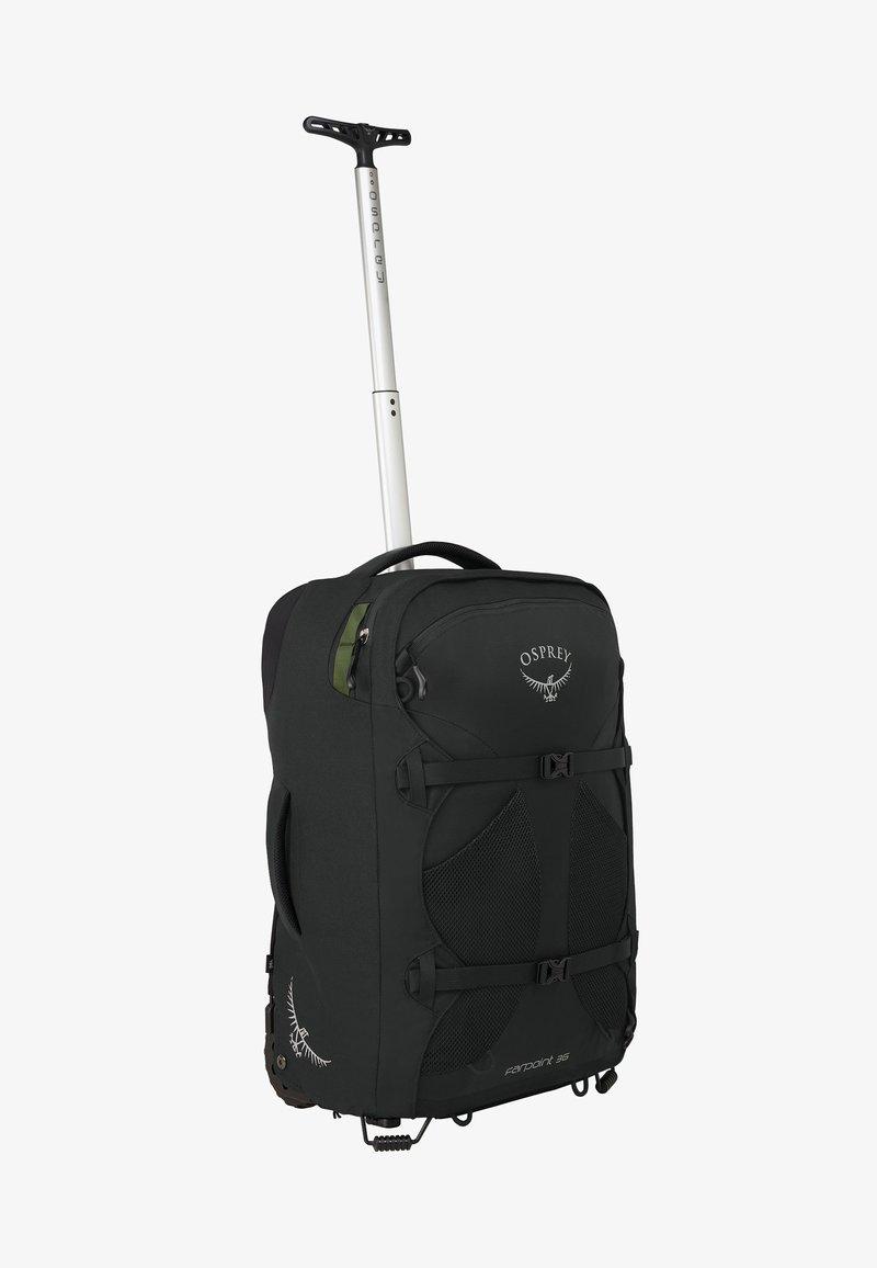 Osprey - FARPOINT WHEELS  - Trolley - black