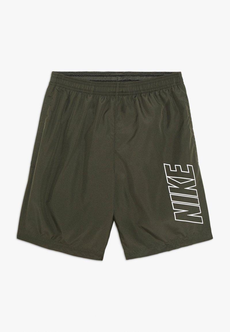 Nike Performance - DRY ACADEMY SHORT - Pantaloncini sportivi - khaki/white