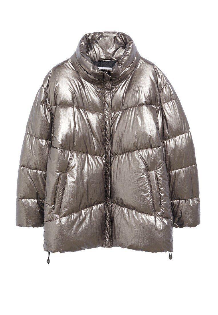 FOIL - Winter jacket - kupfer