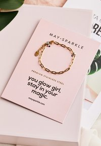 May Sparkle - Necklace - gold - 4