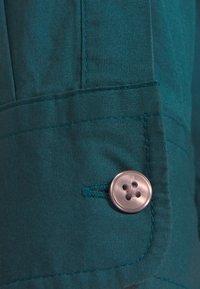 Esprit - Formal shirt - teal green - 5