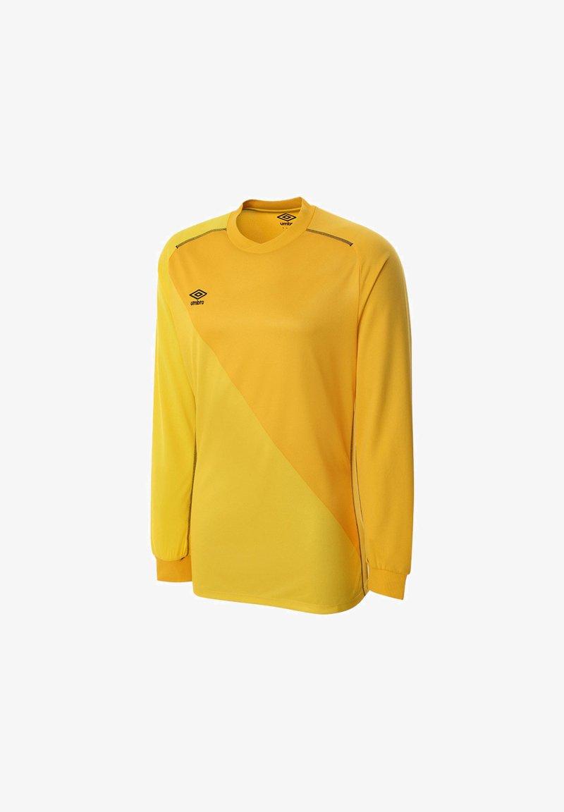 Umbro - Goalkeeper shirt - gelb
