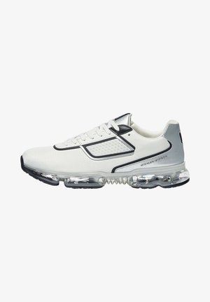 KOMBINIERTE - Sneakersy niskie - white