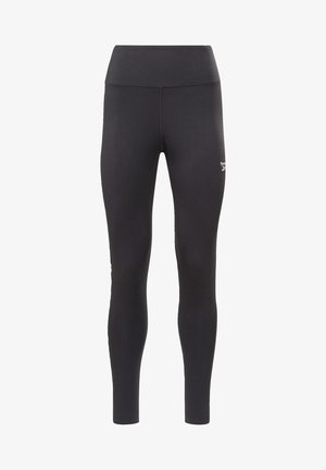 TRAINING ESSENTIALS TAPE PACK LEGGINGS - Tights - black