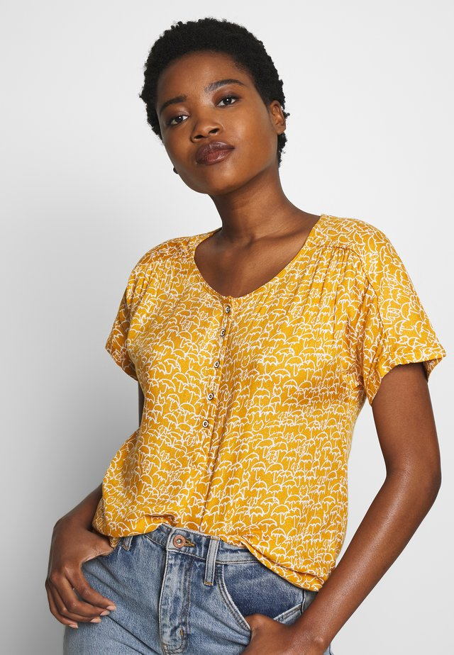 DORY - Blouse - yellow
