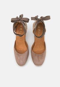 Unisa - CARNOT - Platform sandals - funghi - 5