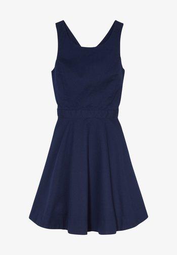 SOLID CROSS DRESSES