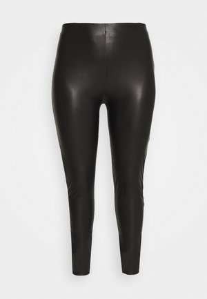 CURVE  - Leggings - Trousers - black