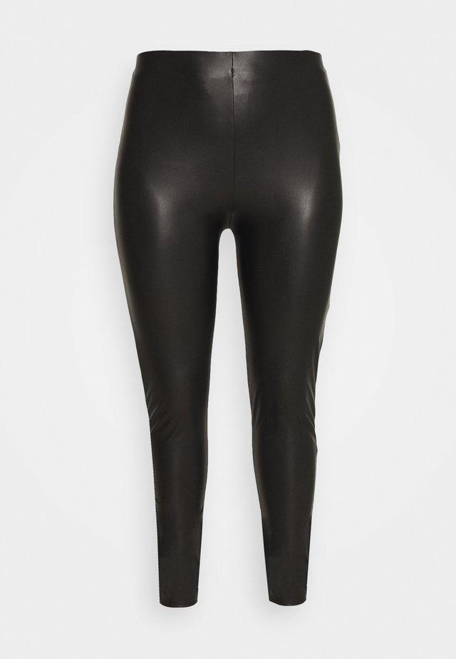 CURVE  - Leggings - Trousers - black