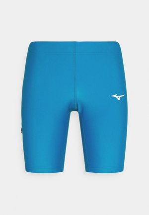 CORE MID - Tights - mykonos blue