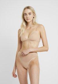 Cosabella - SOIRE CONFIDENCE BRALETTE - Triangle bra - nude - 1