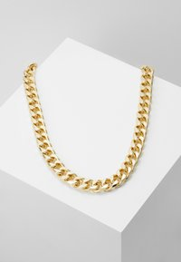 Topman - THICK CHAIN - Collana - gold-coloured - 0