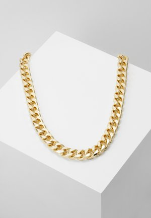 THICK CHAIN - Collana - gold-coloured