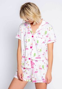 PJ Salvage - SET - Pyjamas - off-white - 2