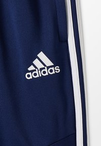 adidas Performance - TIRO AEROREADY CLIMACOOL FOOTBALL PANTS - Pantalones deportivos - dark blue/white - 6