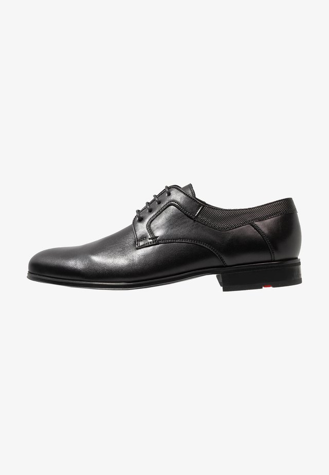 LADOR - Business sko - schwarz