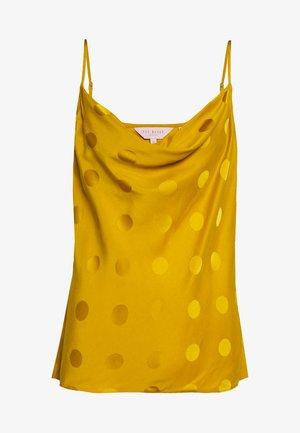 RANIAA - Top - yellow