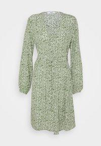 ONLY - ONLDAVIE IVY DRESS - Day dress - bosphorus - 0