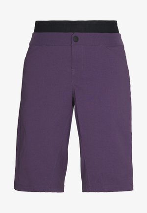 RANGER 2-IN-1 - Szorty trekkingowe - dark purple