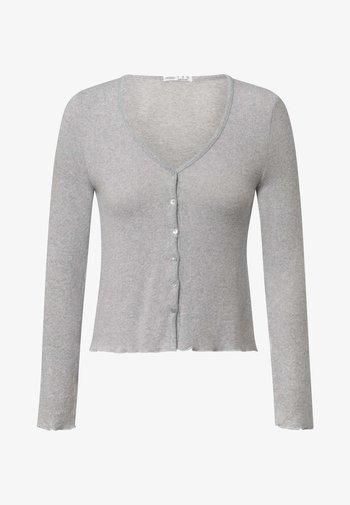 Pyjama top - light grey