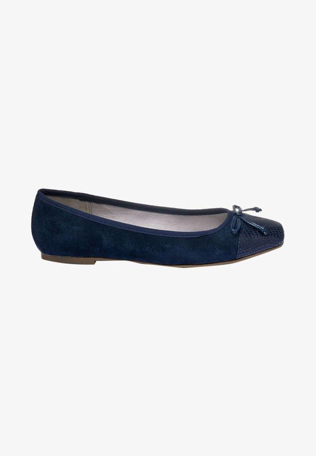 FOREVER COMFORT BALLERINAS - Ballerina's - blue