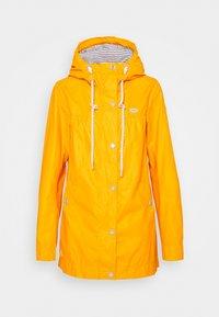 Ragwear - NYJA - Short coat - yellow - 3