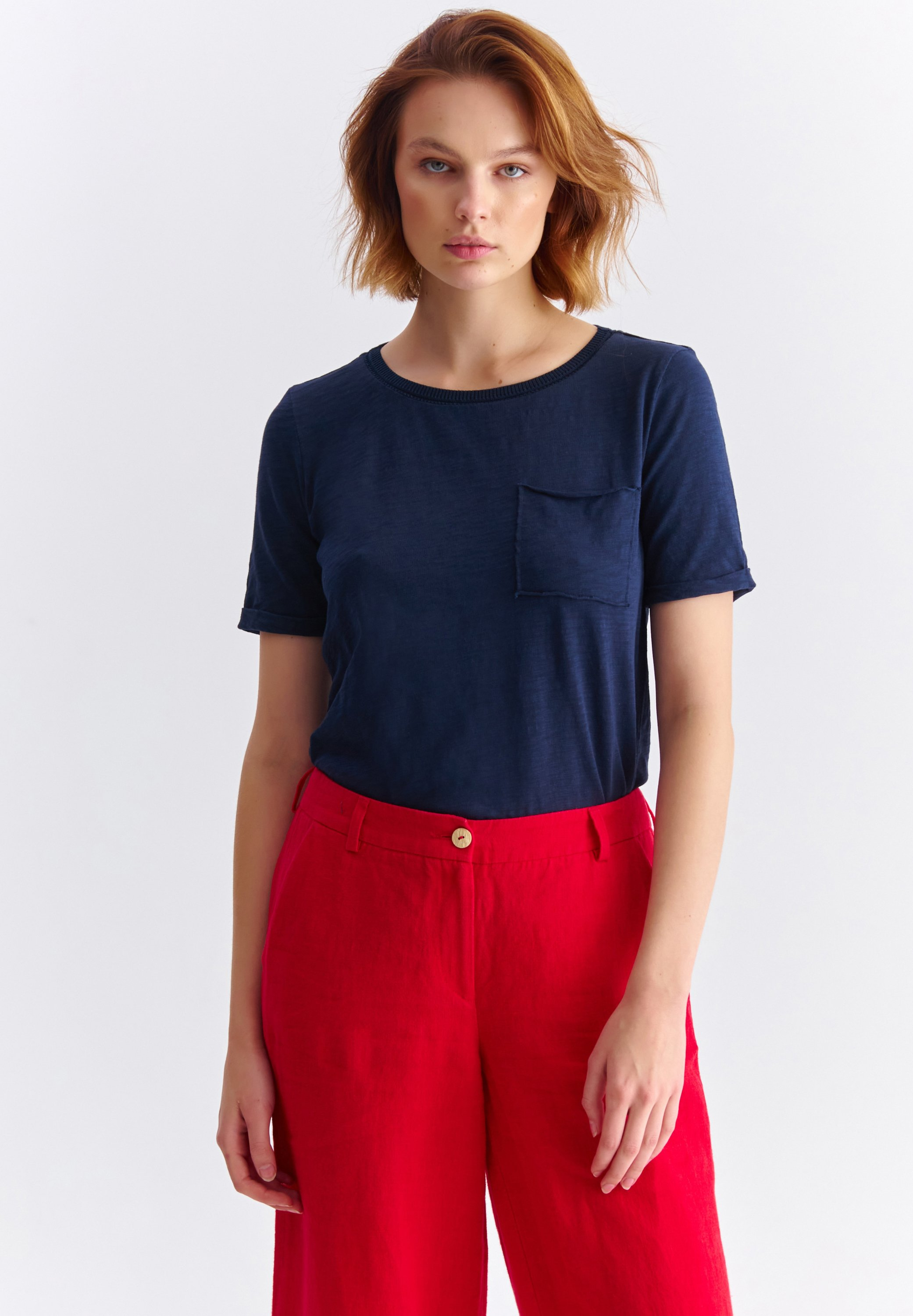 Damen IMI - T-Shirt basic