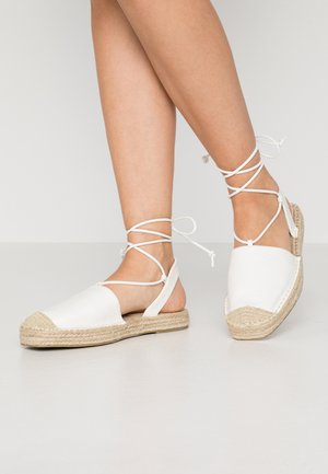 TARA - Loafers - white