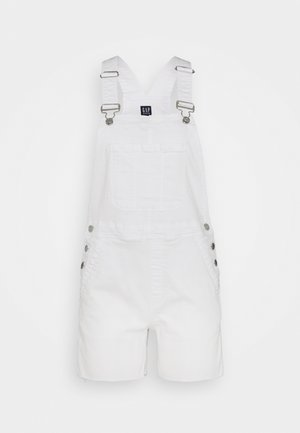 V-SHORTALL - Peto - optic white