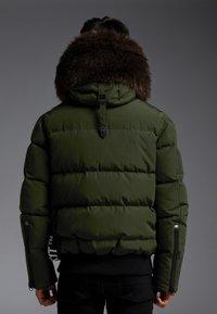 JACK1T - RESCUE  - Gewatteerde jas - green - 1