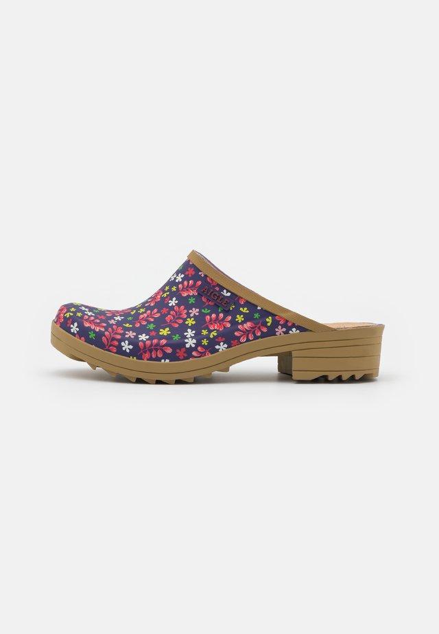 VICTORINE SABOT - Pantofle - enora