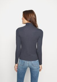 Zign - Long sleeved top - anthracite - 2