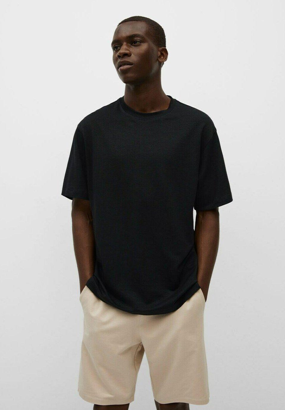 Men PREMIUM STRETCH - Basic T-shirt