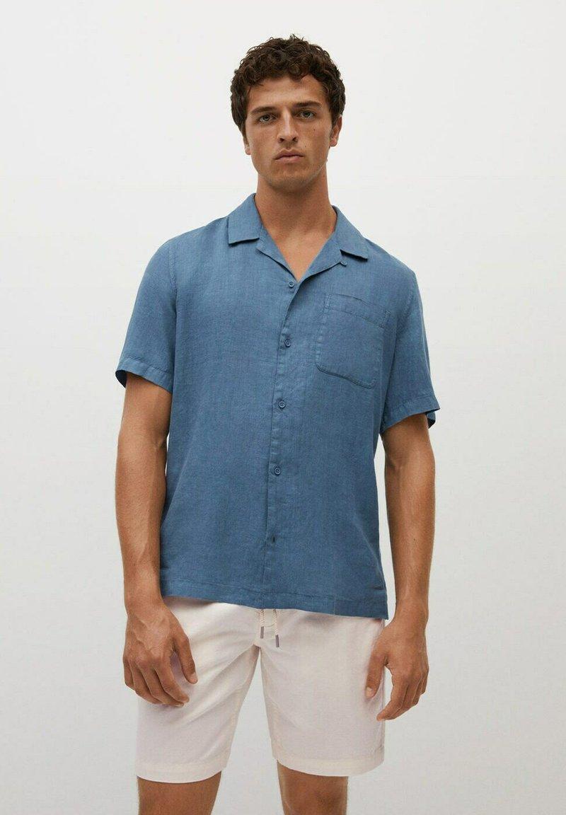 Mango - FLEK - Shorts - white