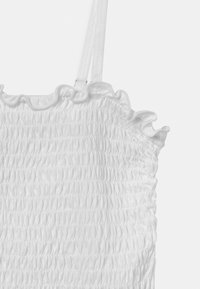 Abercrombie & Fitch - BARE SMOCKED  - Top - white - 2