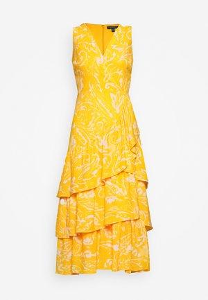 JABARI - Koktejlové šaty/ šaty na párty - yellow
