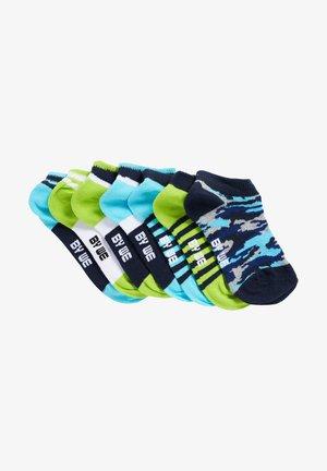 7-PACK - Trainer socks - multi-coloured